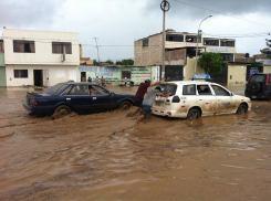 Scenes in the city of Trujillo